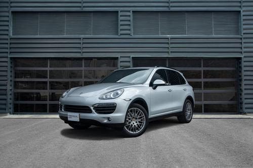 Imagen 1 de 10 de Porsche Cayenne S Hybrid