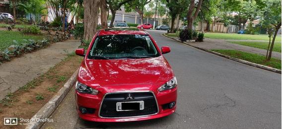 Mitsubishi Lancer Gt 2.0 Cvt