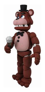 Five Nights At Freddys Figura Freddy Fazbear Articulado Led