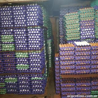 Huevos Por Cajon, Primera Calidad!!!