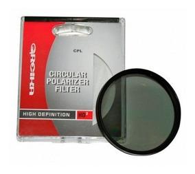 Filtro Polarizador Circular 72mm Greika Fpc 72