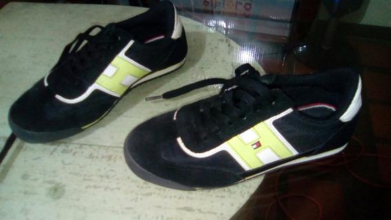 Zapato Tommy Hilfiger Talla 34 Original Usado