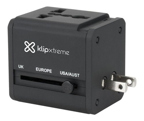 Adaptador Universal Kma-150 Klip Xtreme Negro