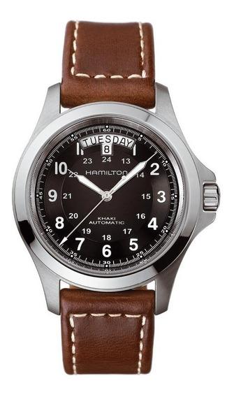 Relógio Hamilton Khaki King Automatic H64455533