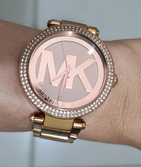 Relógio Michael Kors Rose Gold