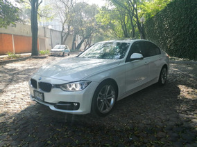 Bmw Serie 3 2.0 320ia Sport Line At 2015