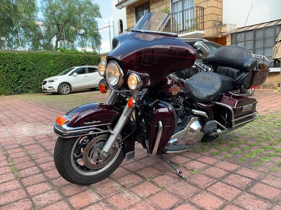 Harley Davison Ultra Electra Glide Classic