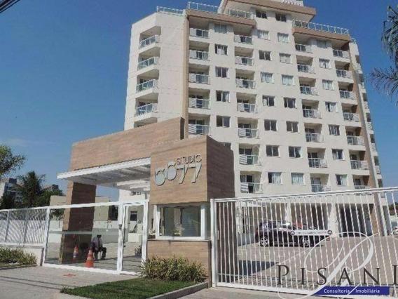 Apartamento - Quarto E Sala Com Varanda - Studio 6677 - Ap02410