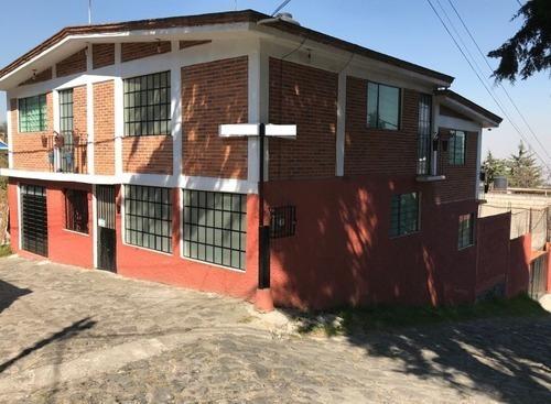 Casa En San Miguel Ajusco, Tlalpan, Cdmx 2,100,000