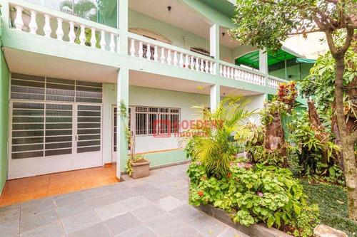 Imagem 1 de 23 de Sobrado Com 7 Dormitórios À Venda, 200 M² Por R$ 650.000,00 - Cidade Jardim Cumbica - Guarulhos/sp - So0359