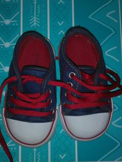 Zapatillas Cheeky 21 Tmb Carters Mimo Grisino Zara
