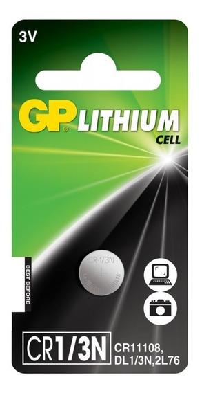Bateria Pilha Gp Cr1/3n Dl1/3n Cr11108 2l76 6131k58l Cr1 3v