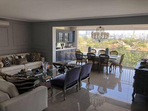 Imagem 1 de 30 de Apartamento À Venda, 175 M² Por R$ 2.600.000,00 - Brooklin - São Paulo/sp - Ap1500
