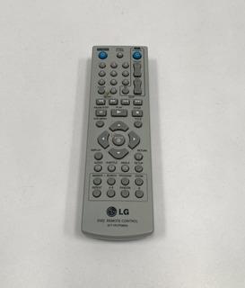 Control Remoto Original Lg 6711r1p089a P/ Dvd
