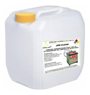 Liquido Concentrado Limpieza Inyectores, 1 Porron 4lts