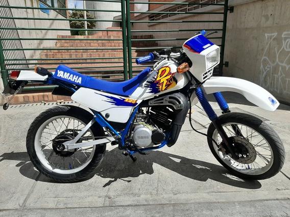 Moto Yamaha Dt 125cc 1992 Barata $4.200.000 Bogota