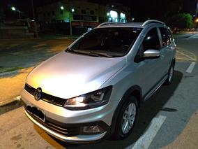 Volkswagen Space Cross 2015 Prata 120cv 1.6 Msi