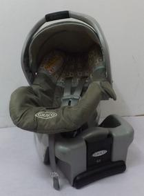 Porta Bebe Graco Unisex Con Base Para Vehículo