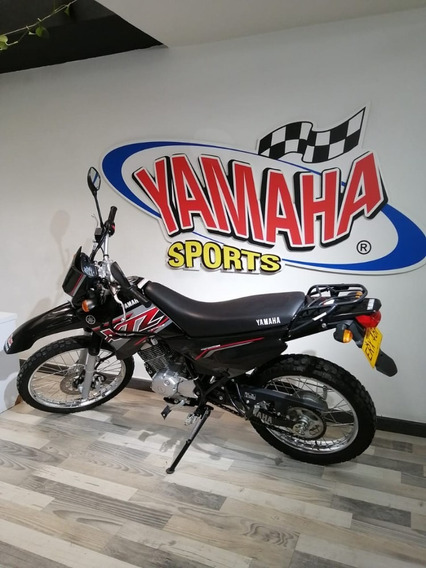 Yamaha Xtz125e Como Nueva Con Garantia De Fabrica