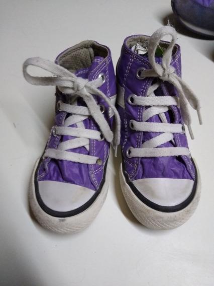Zapatillas Pony Niña.n°25