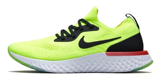 Zapatillas De Hombre Nike Epic React Flyknit