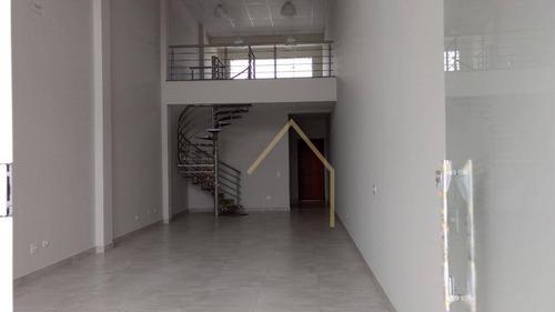 Imagem 1 de 10 de Salão Comercial Com Casa Nos Fundos - Para Investidor - Sl0064