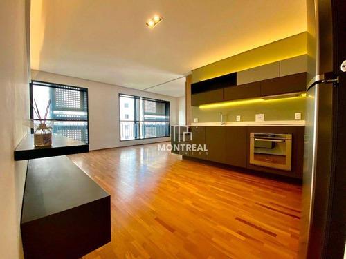 Imagem 1 de 22 de Apartamento À Venda, 48 M² Por R$ 856.920,00 - Moema - São Paulo/sp - Ap2948