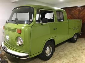 Volkswagen Kombi Doble Cabina Alemana