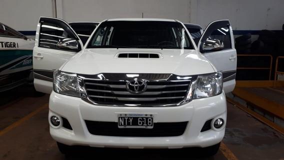 Toyota Hilux 3.0 4x2 Srv Tdi Dc