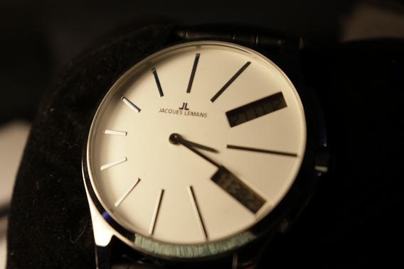 Jacques Lemans - Modelo 1-1788-b - Relógio Alemão [original]
