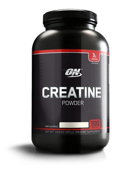 Creatina (300g) Black Line Optimum Nutrition