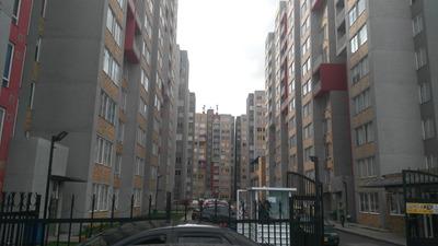 Apartamento Senderos De Castilla Área De 44 Mt2 Terminado
