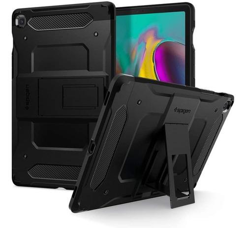 Imagen 1 de 7 de Funda Spigen Samsung Galaxy Tab S5e Tough Armor Tech