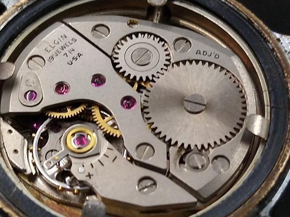 Reloj Elgin De Los Años 30 Los Primeros Relojes De Pulso