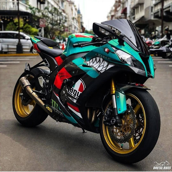 Banner Moto Zx-10r