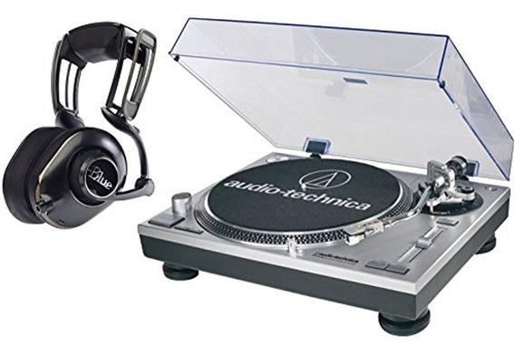 Audio-technica Audio Technica Atlp120usb Directdrive Profiss