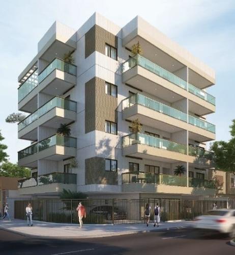 Imagem 1 de 11 de Apartamento À Venda No Bairro Maracanã - Rio De Janeiro/rj - O-18698-31206