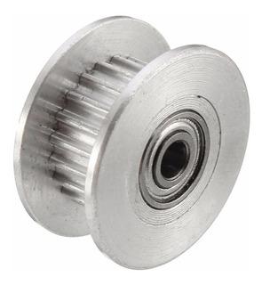 Polea Gt2 20 Dientes De Aluminio Para Impresora 3d 6mm