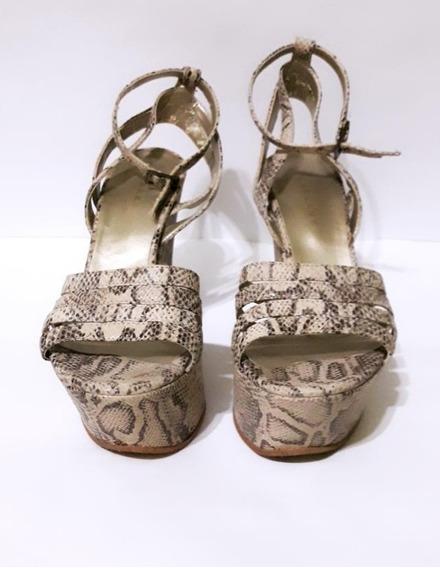 Zapatos Ricky Sarkany De Cuero