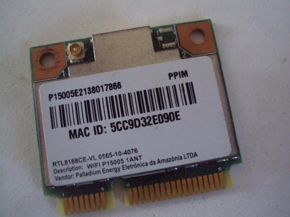 Placa Wifi Notebook Sti Na1401