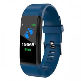 Smart Watch Fitness Md-115 Vermelho