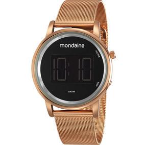 Relógio Mondaine Feminino Original Garantia Nfe 53787lpmvre2