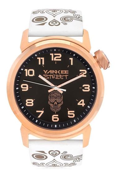 Relógio Yankee Street Black Angels Ys30452u Barato Original