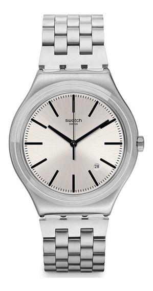 Relógio Swatch Masculino Mon Quotidien Yws429g
