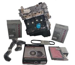 Motor Tsuru Nuevo 16v 3/4 Nissan Original 1994 Al 2017 Envio Gratis