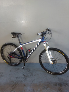 Bicicleta Scott 27.5 Carbono