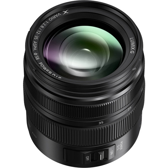Lente Panasonic 12-35mm F2.8 Ii X Lens