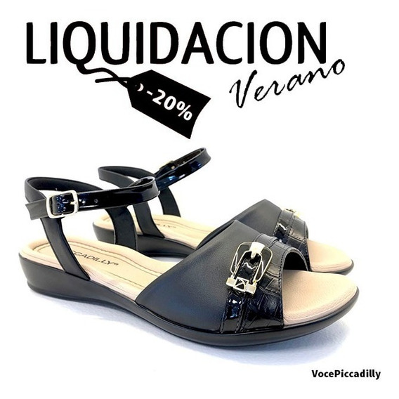 Sandalias Piccadilly Mujer Chatitas 500242 Vocepiccadilly