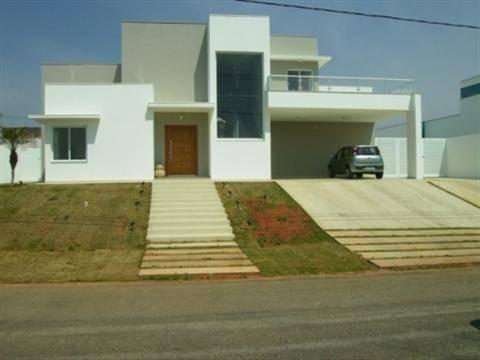 Casa Residencial À Venda, Village Ipanema, Araçoiaba Da Serra - Ca7213. - Ca7213