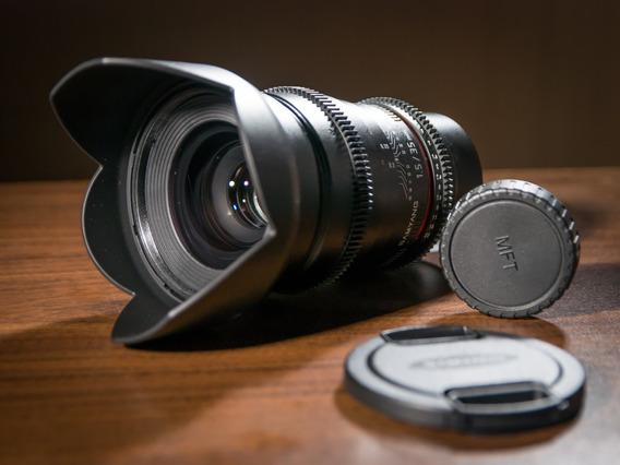Samyang 12mm Usado Usado en Mercado Libre México